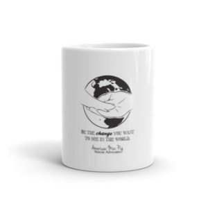 Be the Change Mug