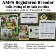 mini pig breeder bundles