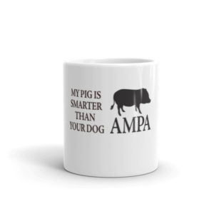 My Pig is Smarter Mug