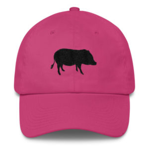 American Mini Pig Cotton Cap