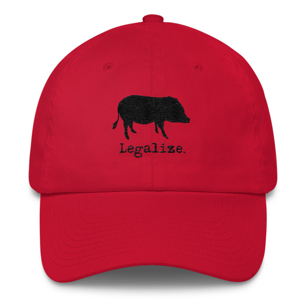 Legalize Cotton Cap