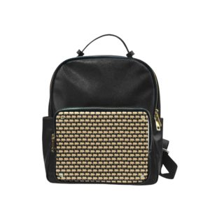 Gold Pig Leisure Backpack  (Big)