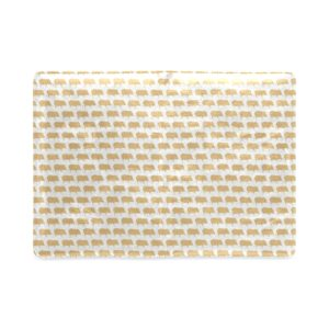Gold Pig White Notebook Custom NoteBook A5