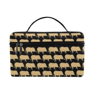 Gold Pig Lunch Box Isothermic Bag