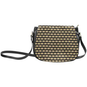 Gold Pig Classic Saddle Bag