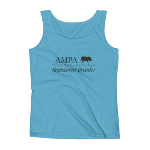 AMPA Registered Breeder Ladies' Tank