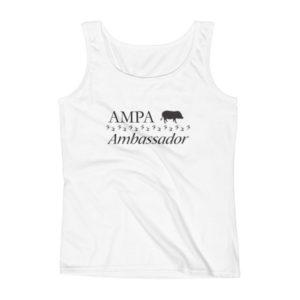 AMPA Ambassador Ladies' Tank