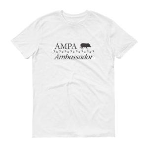 AMPA Ambassador Short sleeve t-shirt