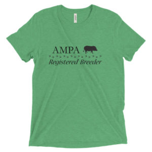Registered Breeder Short sleeve t-shirt