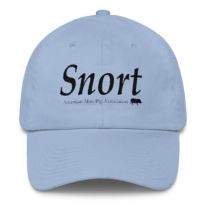 Snort Cotton Cap