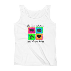 Be The Solution Ladies' Tank