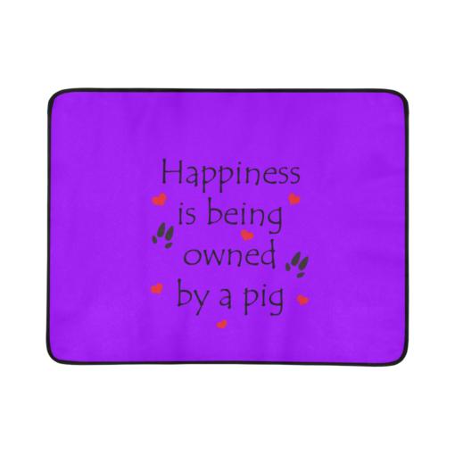 mini pig training mat