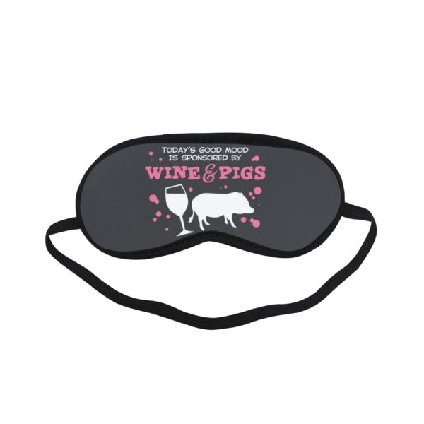 mini pig mask