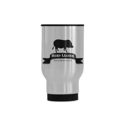 Herd Leader Travel Mug(Sliver) (14 Oz)