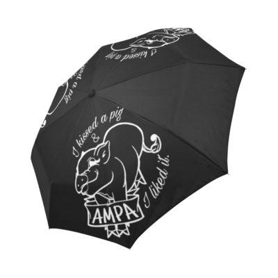 Kissed A Pig Automatic Foldable Umbrella MORE COLORS