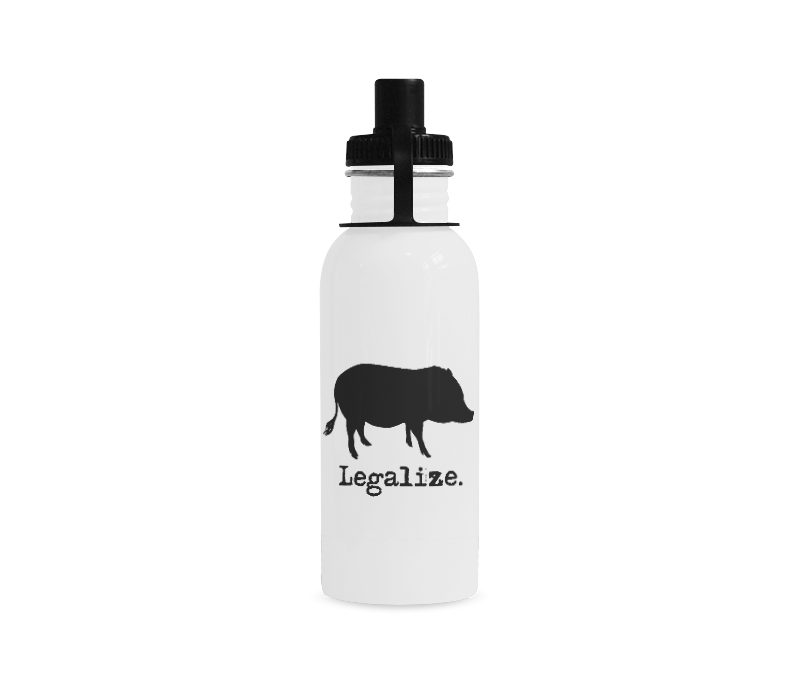 Legalize Classic Sports Bottle(22 Oz)