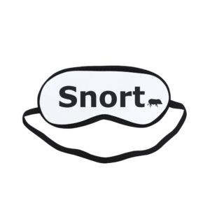 Snort Sleeping Mask MORE COLORS