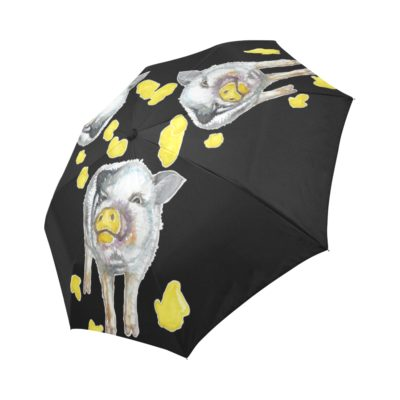 Painted Pig Automatic Foldable Umbrella MORE COLORS