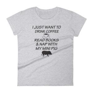 Drink Coffee Women's short sleeve t-shirt