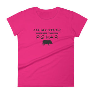 My Other Shirts Women's short sleeve t-shirt