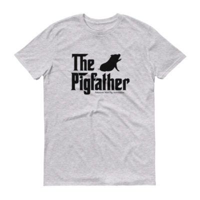 The Pigfather Short sleeve t-shirt
