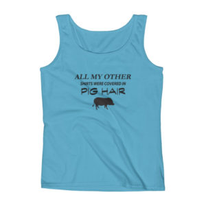 My Other Shirts Ladies' Tank