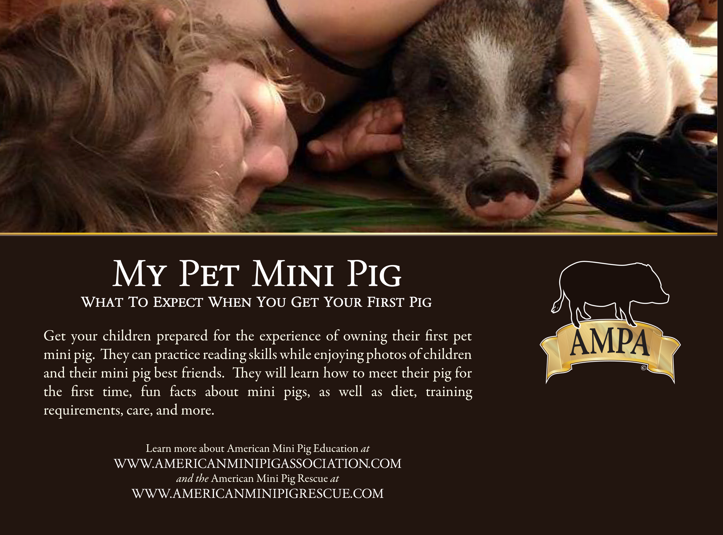 your to first front book product when expect mats get you mini what pig mat pet childrens my cover