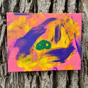 Snout Art Painting Pigs pig art
