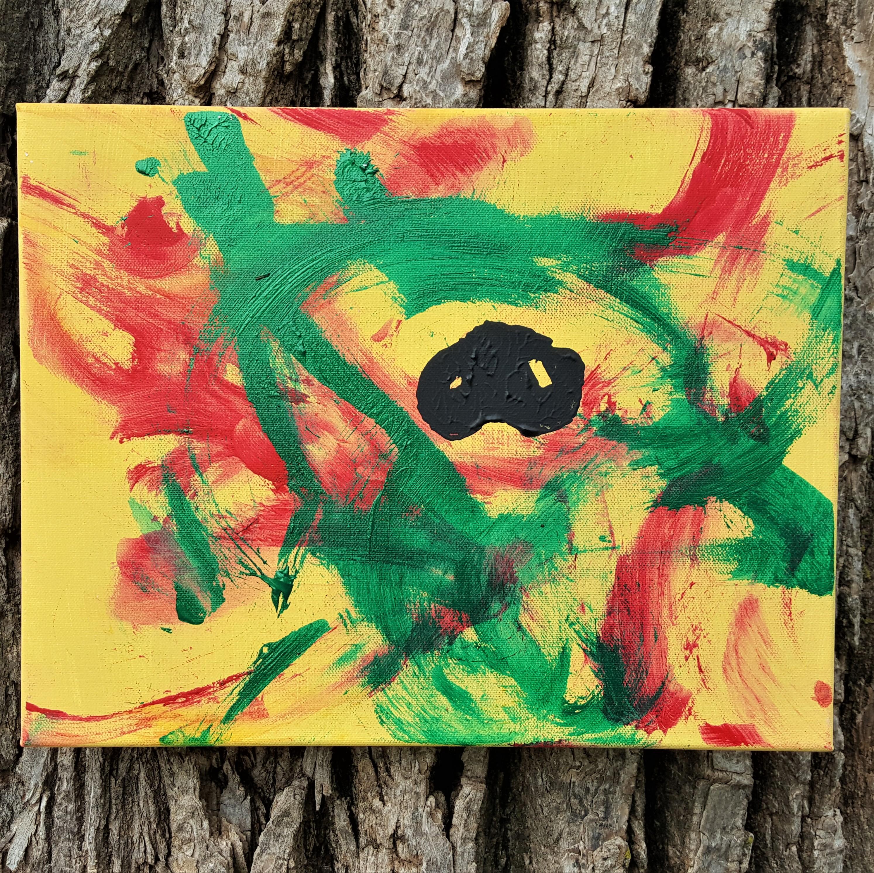 Snout Art Painting Pigs pig art