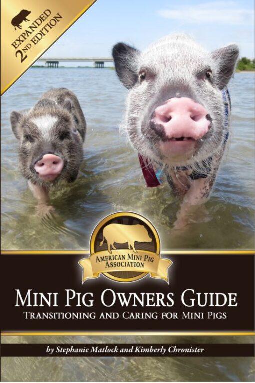 Mini Pig Education Book, Mini Pig Owners Book, Pet Pig Book, Pig Book, Pig Care, Mini Pig Care, Pet Pig Care